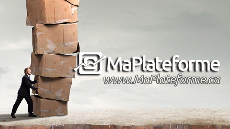 MaPlateforme.ca recherche des vendeurs B2B sur la route dans différents secteurs qui serait payé à la commission seulement. Pour vente de services publicitaire ...