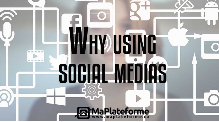 Why using social networks when owning a business?