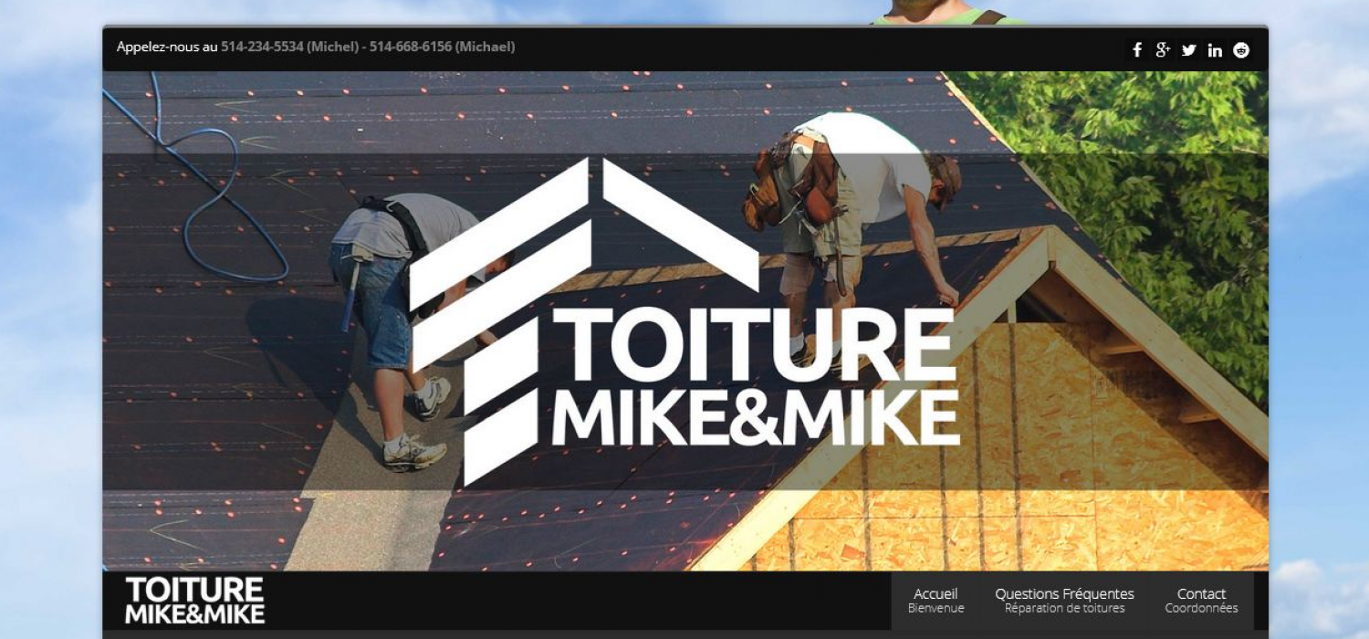 Toiture Mike&Mike