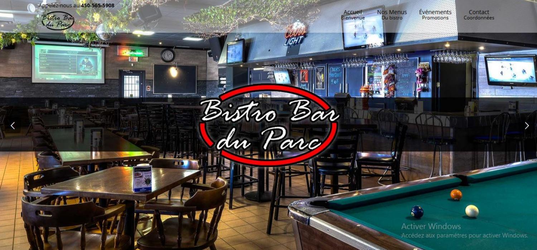 Bistro Bar du Parc
