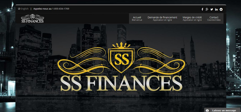 SS Finances