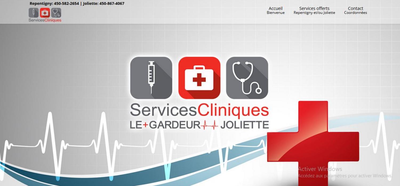 Services Cliniques Le Gardeur