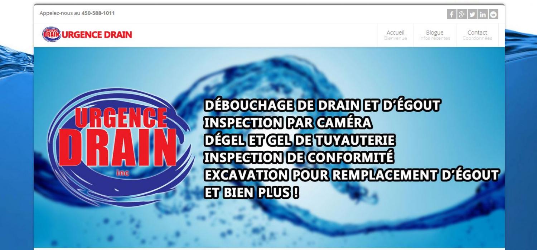Urgence Drain Inc.