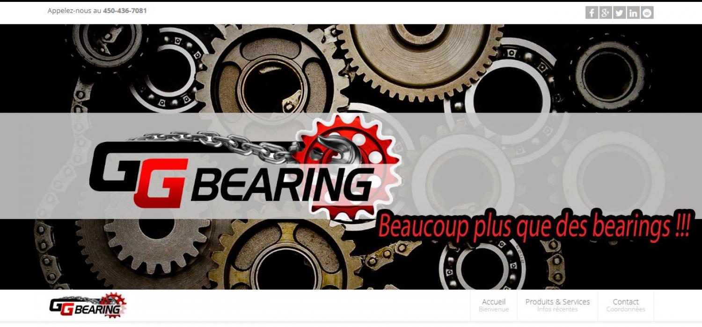 GG Bearing