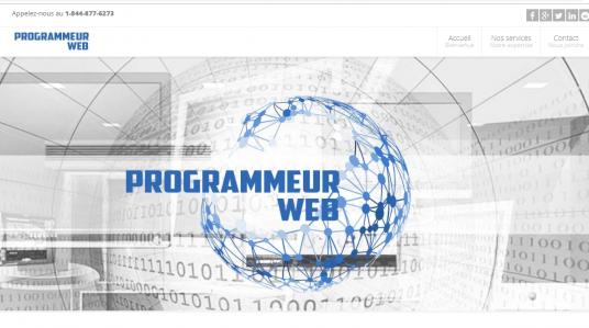 Programmeurweb.ca