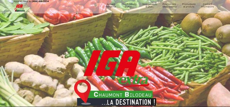 IGA Chaumont-Bilodeau