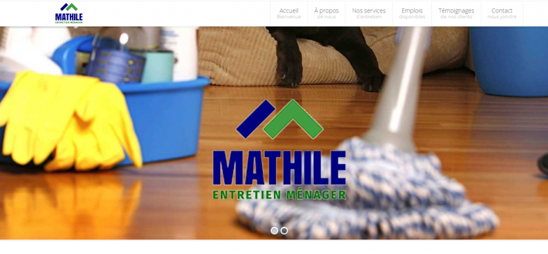 Ménage Mathile