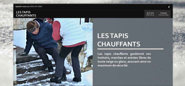Les Tapis Chauffants